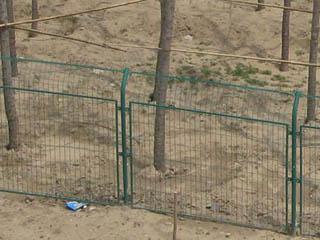 山地护栏网