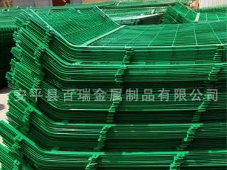边框焊接网隔离栅