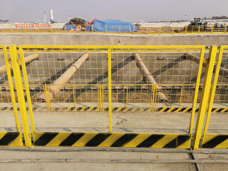 现货基坑临边防护栏产品介绍